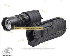 eM500A CREE Handguard WeaponLight for M4 (190 Lumens)  by Element